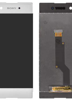Дисплей Sony G3112 Xperia XA1 Dual / G3116 / G3121 / G3125 с сенс
