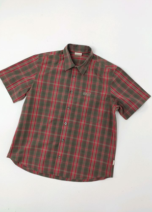 Рубашка, сорочка Jack Wolfskin