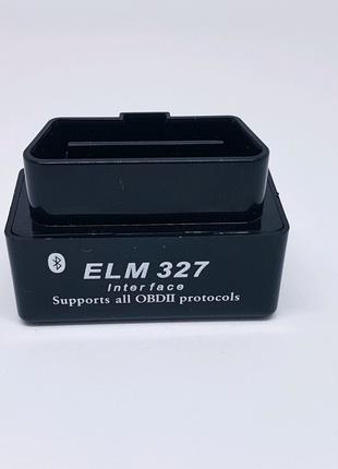 Автосканер адаптер OBD2 ELM327 v1.5 Bluetooth две платы