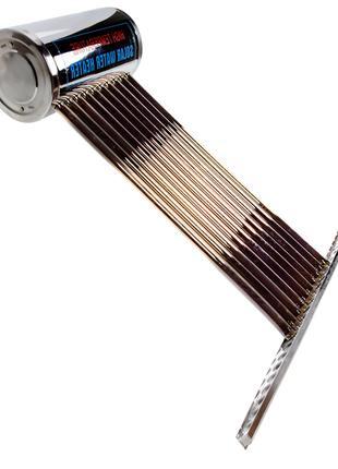 Солнечный коллектор 100 Л (крепление, тен, трубки, контроллер)