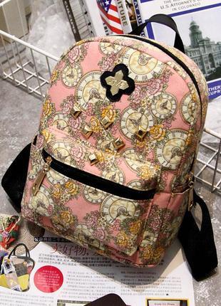 3-22 молодежный рюкзак женский рюкзак стильный прогулочный