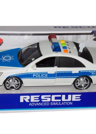 Музыкальная полицейская машина, машина Полиция