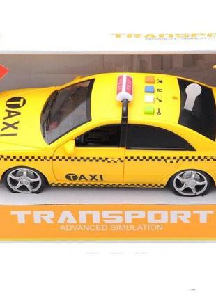 Музыкальная машинка Такси, машина такси
