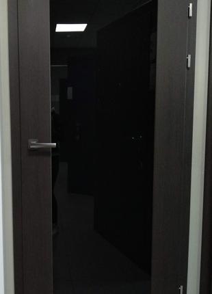 Двері міжкімнтані Brama скло триплекс