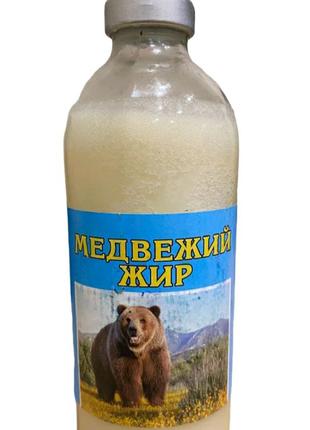 Медвежий жир Уралвитамины Уссурийский мед завод 250мл