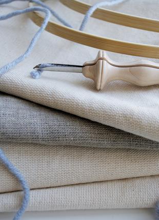 Ткань для ковровой вышивки