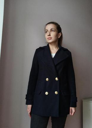 Пальто удлиненный жакет полупальто