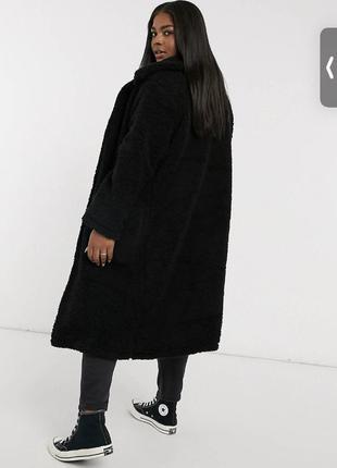 Демисезонное пальто шубка шуба teddy coat