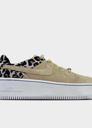 🔥 Nike Air Force 1 Sage Low PRM Animal