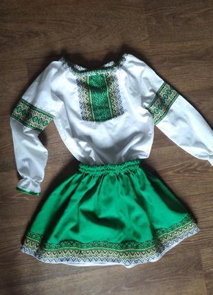 ❤️костюм вышиванки для девочки