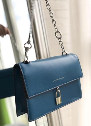 Синяя сумка сумочка