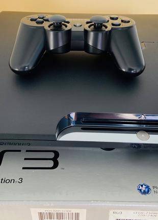 SONY PLAYSTATION 3 Slim 320 Gb (прошивка Rogero)