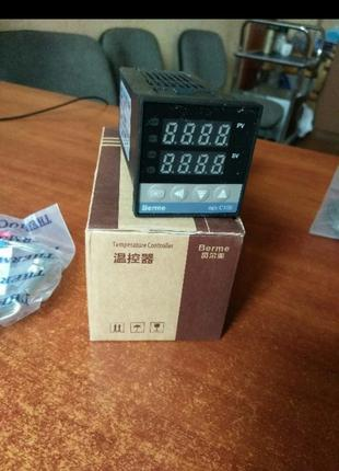 Терморегулятор REX C100 термостат термореле термоконтроллер