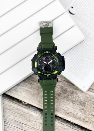 Casio G-Shock GW-A1100 Black-Militari кварцовий механізм