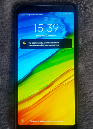 Xiaomi Redmi Note 5 (SD636)