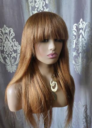 Натуральный парик 70 см из 100% натуральных волос