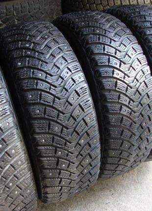 Резина Michelin X-Ice North шипованная 215/55 R16
