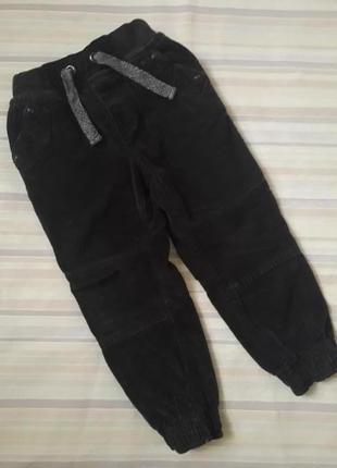 Вельветовые штаны, микровельветовые  брюки,джогеры.