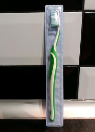 Щетка зубная glister универсальная гибкая шейка