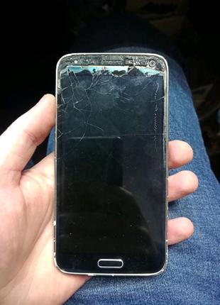 Samsung G900H Galaxy S5 на запчасти