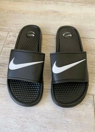 Nike шлепанцы