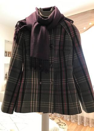 Пальто+ шарф у подарунок