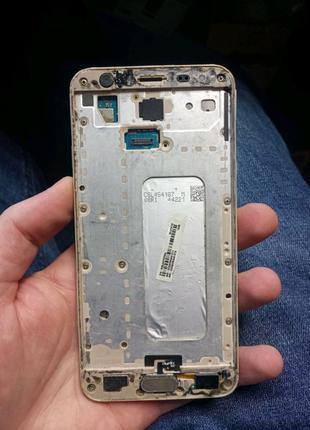 Samsung G570F J5 prime на запчасти рабочая плата