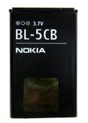 Аккумулятор Original Nokia BL-5CB (800mAh)