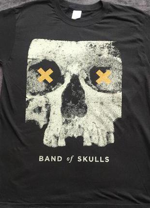 Футболка Band of Skulls