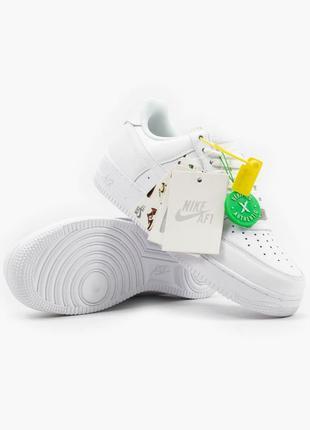 "Nike Air Force 1 ""White"""