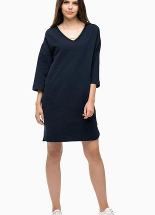 Платье-свитер, удлиненный свитер, туника шерстяная scotch&soda...
