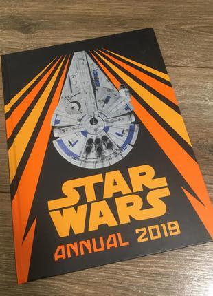 Книга англійською мовою Star Wars annual 2019