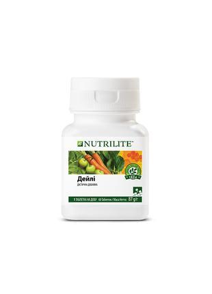Комплексные витамины Дейли Amway Nutrilite Амвей (60 шт)