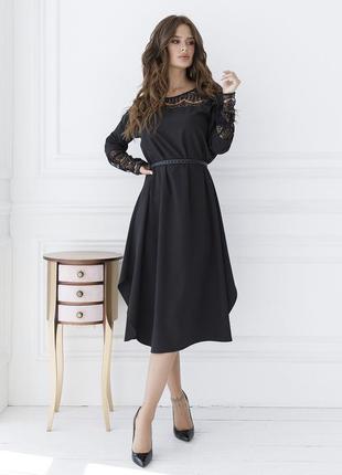 Чорне плаття міді