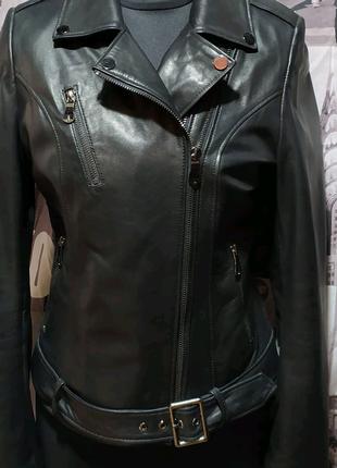 Куртка кожаная. Сброшу максимум 50
