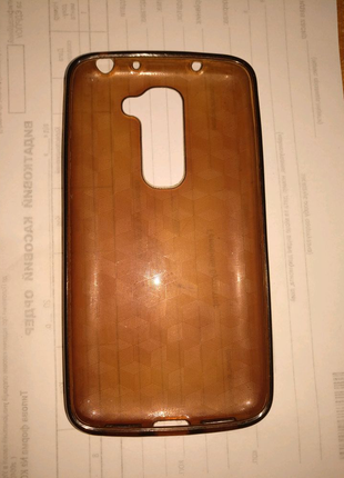 Чехол Бампер для LG G2 mini Силиконовый