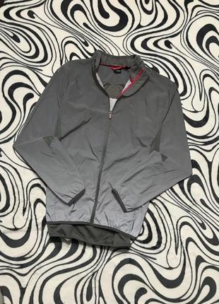 Рефлективная куртка crane