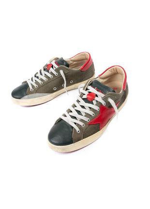 Ishikawa leather sneaker мужские кроссовки fmh010413