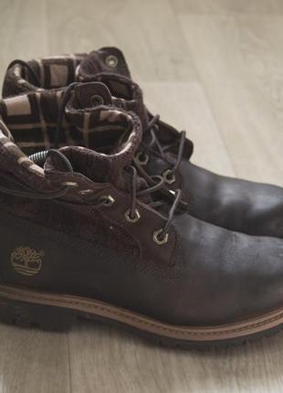 Timberland женские ботинки осень/зима оригинал