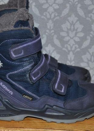 Зимние ботинки lowa