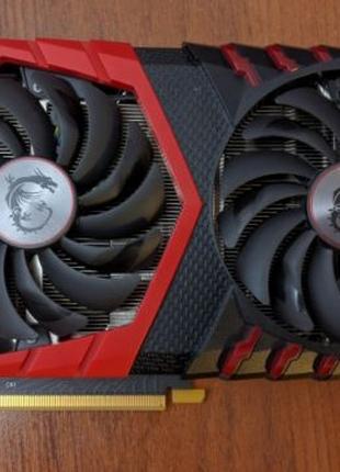 Видеокарта MSI GeForce GTX 1060 Gaming X 3GB GDDR5