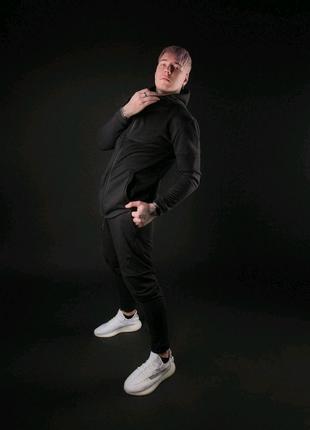 Спорт костюм черный Dsquared Limit