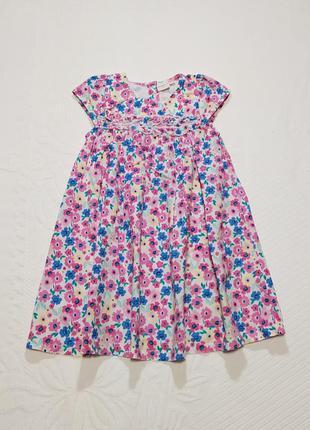 Плаття в квіточку