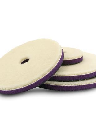 Меховой Круг ZviZZer Wool-Pad white
