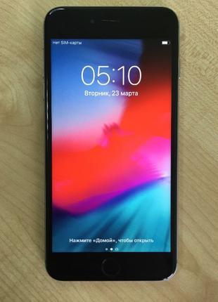 Смартфон Apple iPhone 6s Plus 128 Gb (05334)