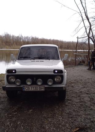 Продам ВАЗ 2121 нива 1988 г.в