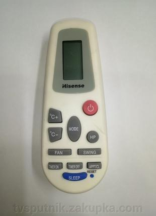 Пульт для кондиционеров Hisense RCH-5028NA