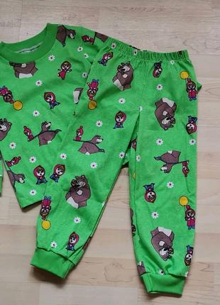 Пижама детская на 4-5 лет