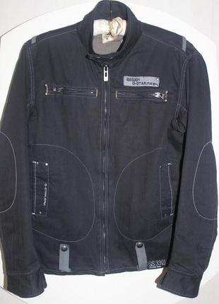 G-star raw новая мужская куртка ветровка р. 48