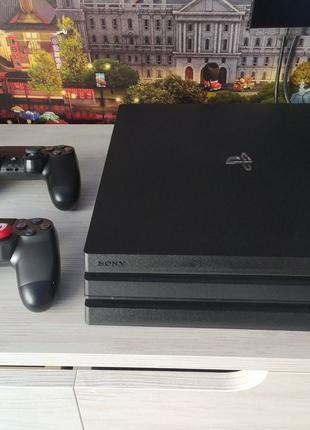 PS4 PRO, Sony PlayStation 4 pro. Как новая полный комплект.